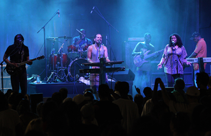 Wailers Concert